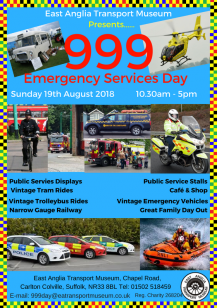 999 Emergency Services Day 2018